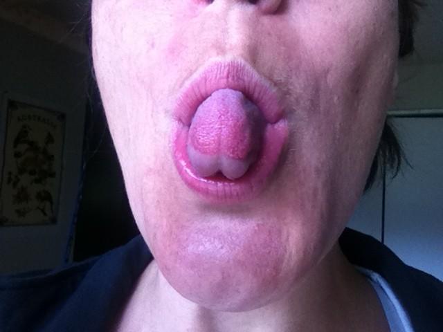 Oral sex technique tounge movement