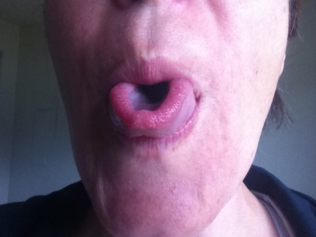 Tongue exercises for oral sex