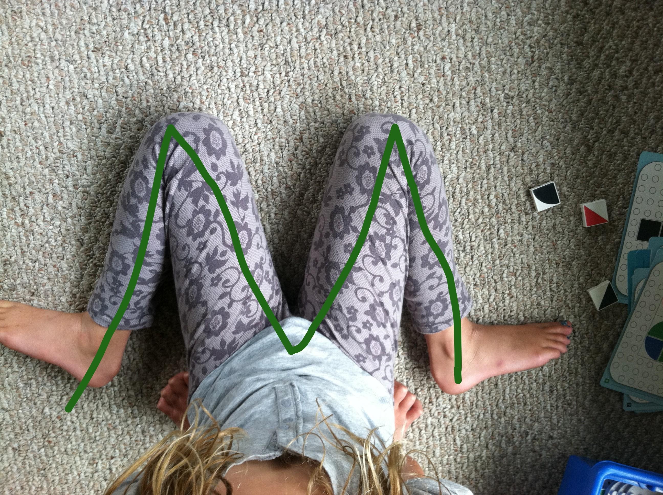 yoga w sitting