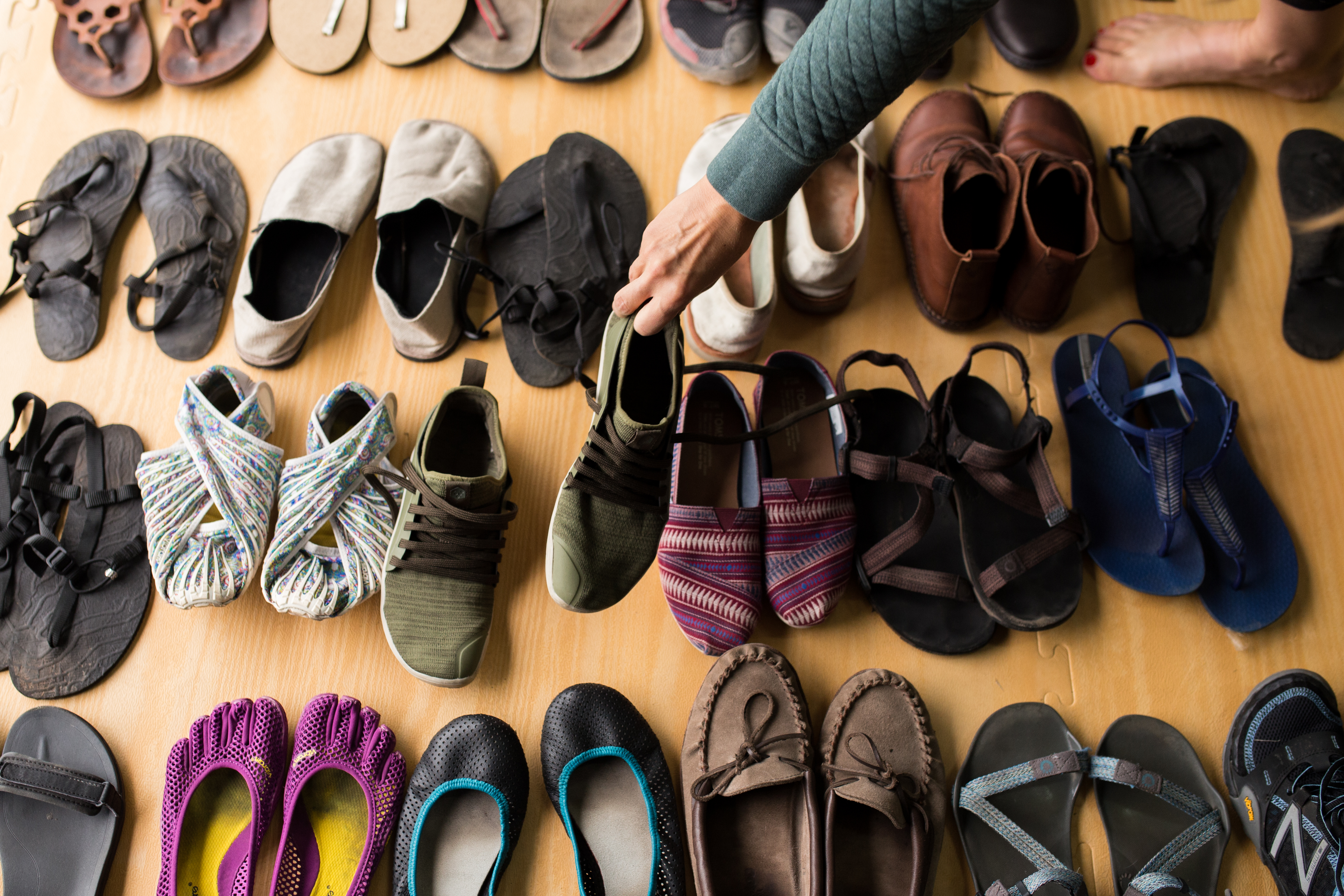 08c959d9a01e Only changing your footwear can cause an overload to underused tissues and  this is about feeling good using your body