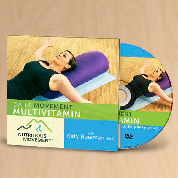 Daily Movement Multivitamin DVD
