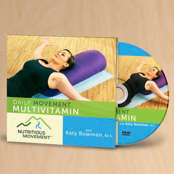 Daily Movement Multivitamin DVD