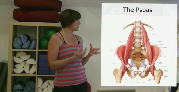 Science of Psoas