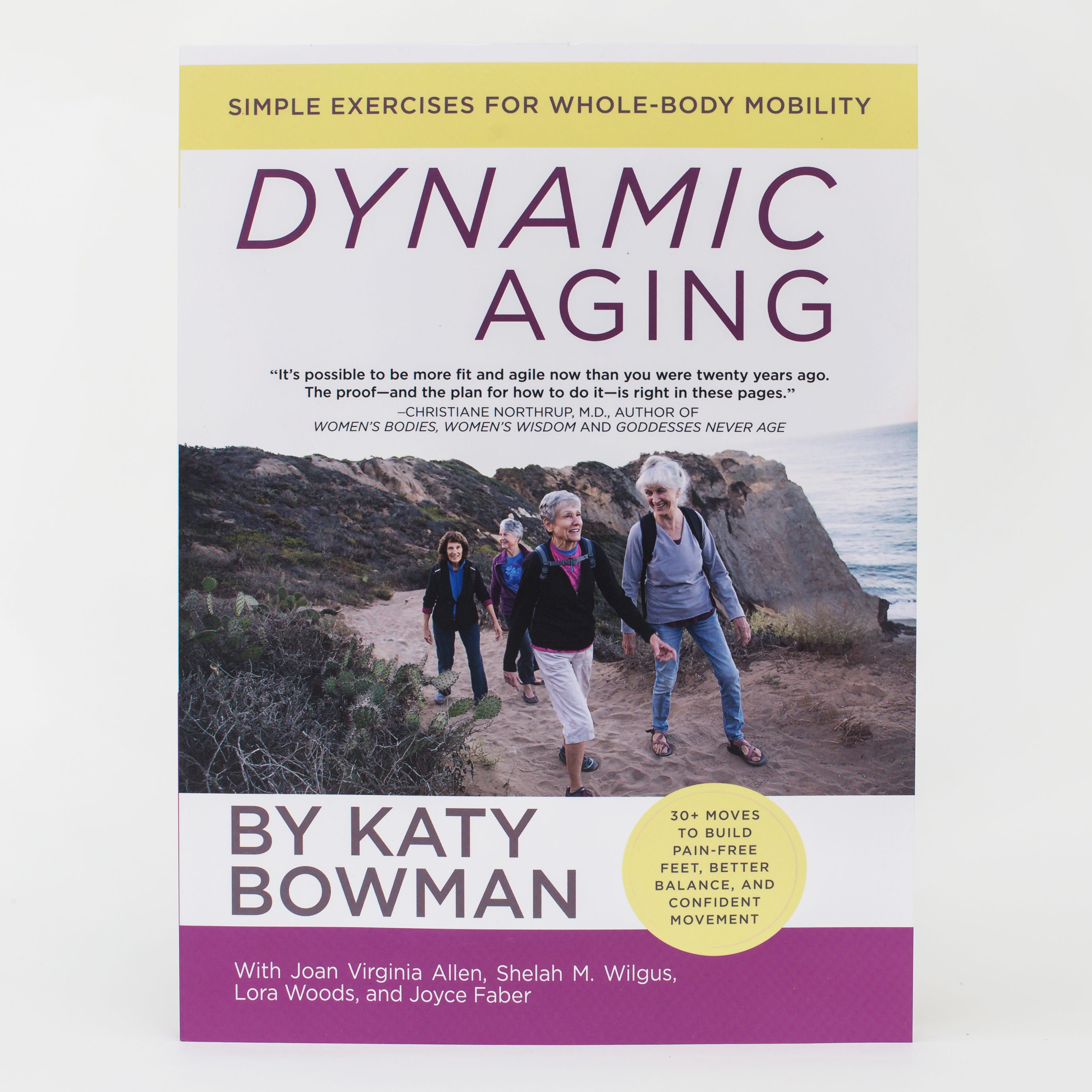 Dynamic Aging Simple Exercises For Whole Body Mobility Paperback