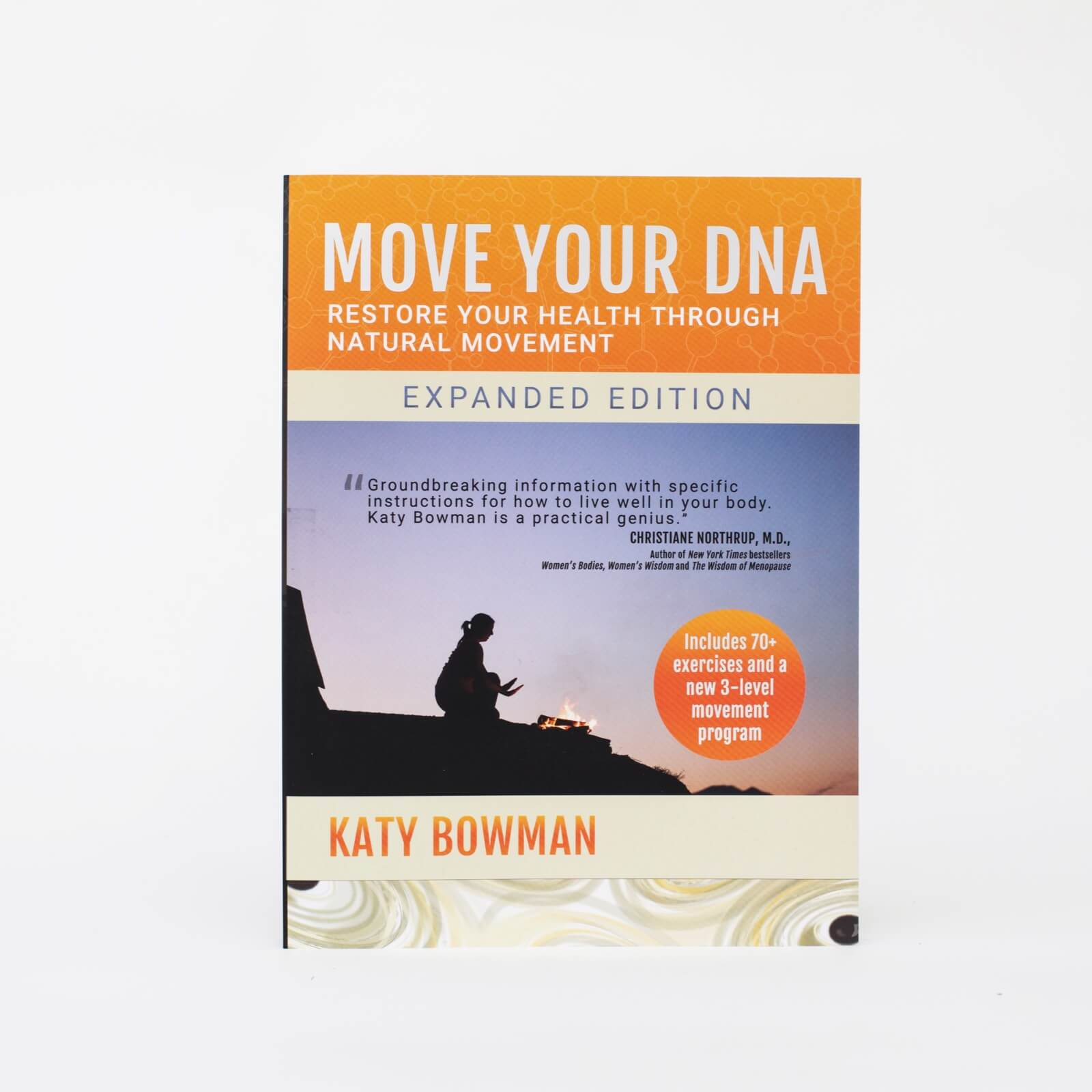 Move Your DNA book