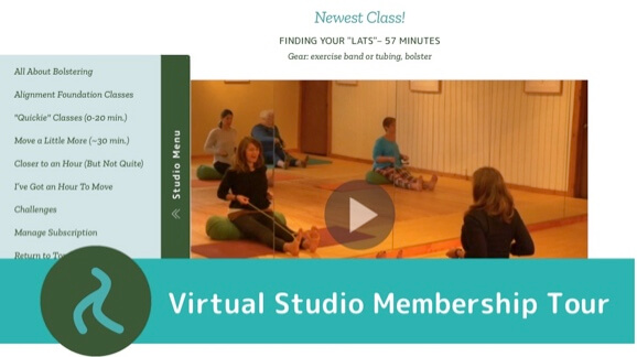 Virtual Movement Studio demo