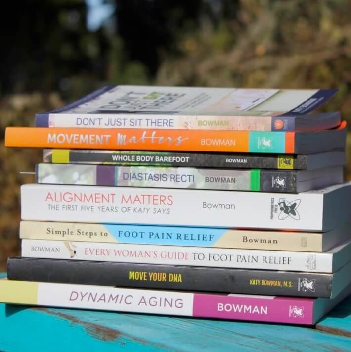 katy bowman books